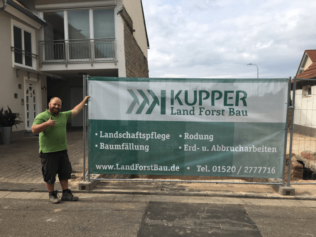 Kupper_Landforstbau_Transparent_Werbung